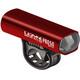 Lezyne Hecto Drive Pro 50 Cykellygter StVZO Y11 rød